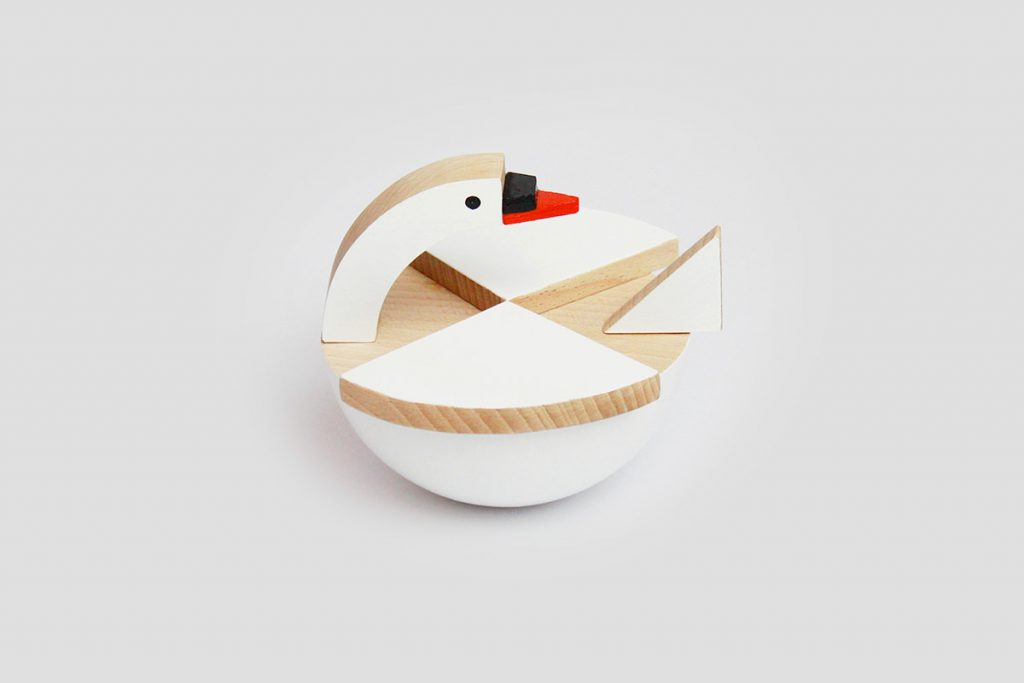 wooden toy Labu