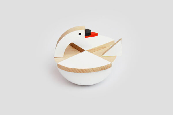 dřevěná hračka Labu