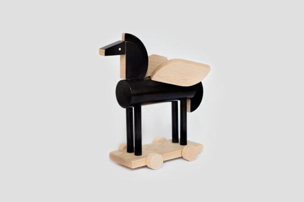 dřevěná hračka Pegassos