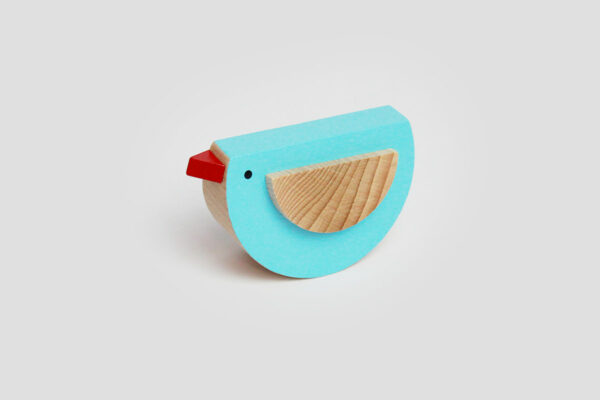 wooden toy Pepa