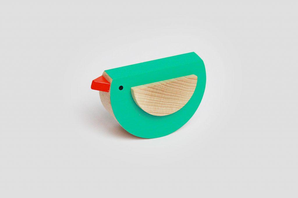 dřevěná hračka Pipo