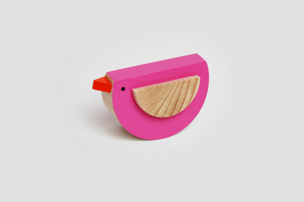 wooden toy Pupi