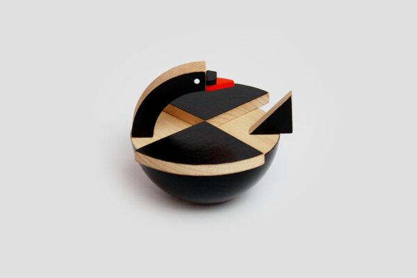 dřevěná hračka Bula