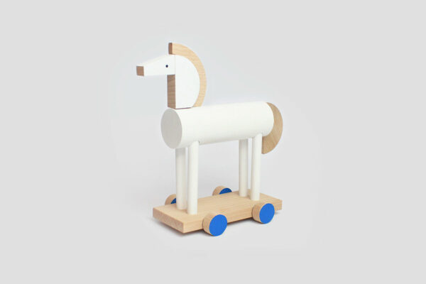 wooden toy Hyacint