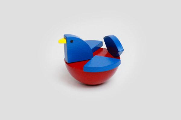 dřevěná hračka Tula